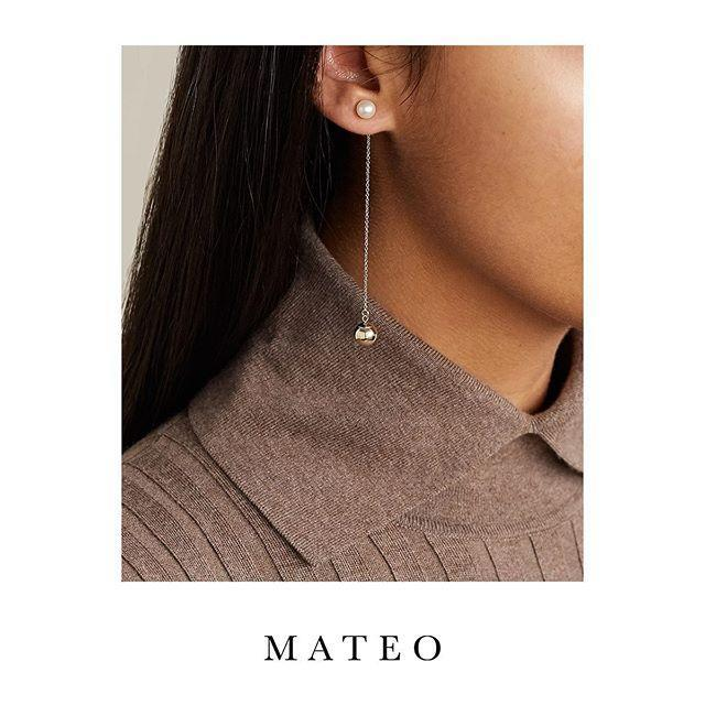 """<p>Founded by Matthew Harris, Mateo New York's simple, elevated, everyday fine jewelry dips into dazzling diamonds and gemstones for the woman on the move.<br></p><p><strong>If you buy one thing</strong>: 14-karat Gold Faceted Huggies, $325</p><p><a class=""""link rapid-noclick-resp"""" href=""""https://mateonewyork.com/collections/earrings/products/14kt-gold-faceted-huggies"""" rel=""""nofollow noopener"""" target=""""_blank"""" data-ylk=""""slk:SHOP NOW"""">SHOP NOW</a></p><p><a href=""""https://www.instagram.com/p/CA0_qj6hQbR/"""" rel=""""nofollow noopener"""" target=""""_blank"""" data-ylk=""""slk:See the original post on Instagram"""" class=""""link rapid-noclick-resp"""">See the original post on Instagram</a></p>"""