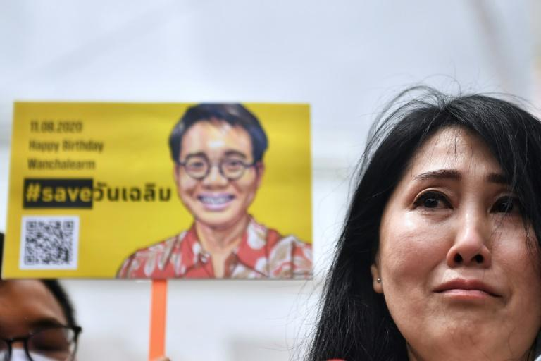 Missing Thai activist's family vows to 'have faith'