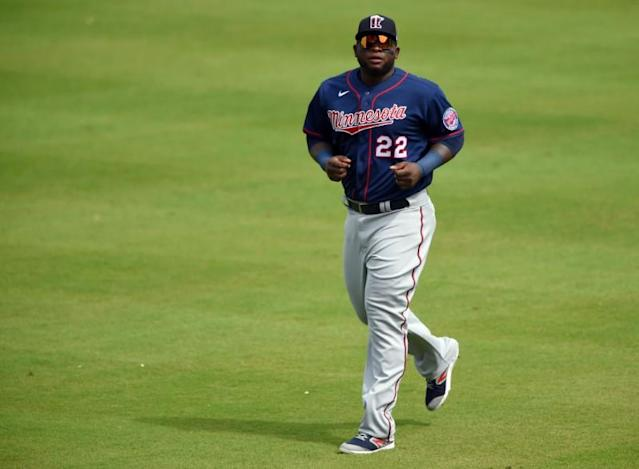 MLB: Spring Training-Minnesota Twins at Atlanta Braves