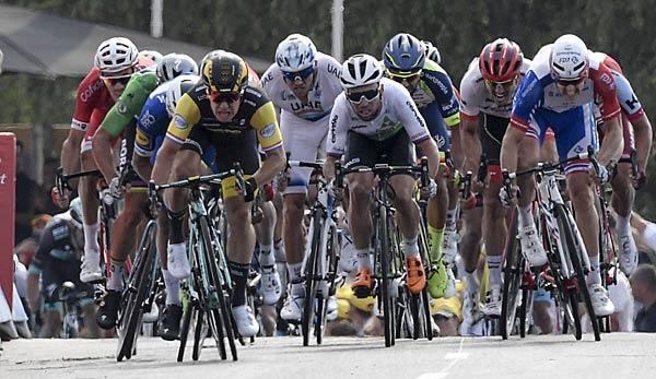 Tour de France: LIVE: Die 8. Etappe der Tour de France