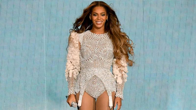 891c45e8c39 Buckle up Beehive! Beyoncé partners with Adidas for new sportswear line