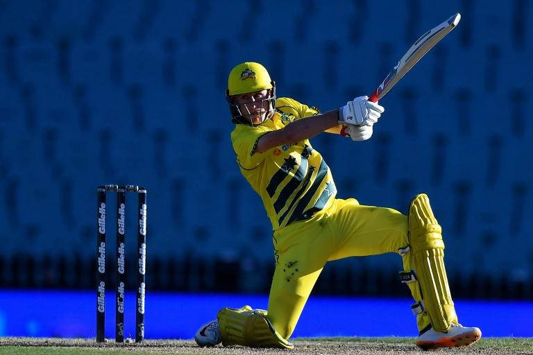 Australia's Finch says Labuschagne may have to wait for T20 turn