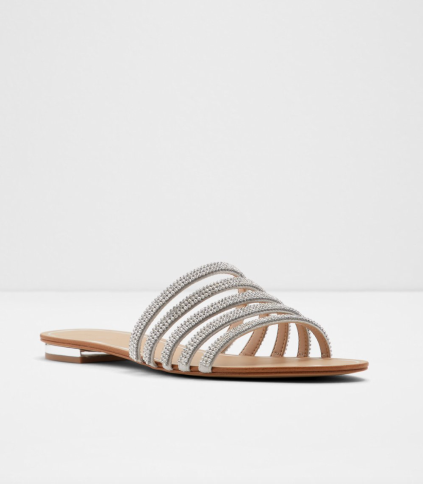 Aldo 'Droelian' Slide Sandal (Photo via Aldo)
