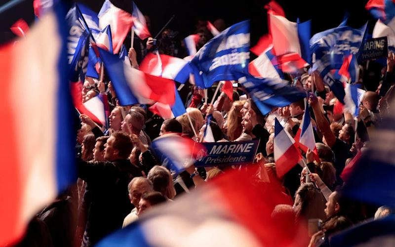 french election - AFP