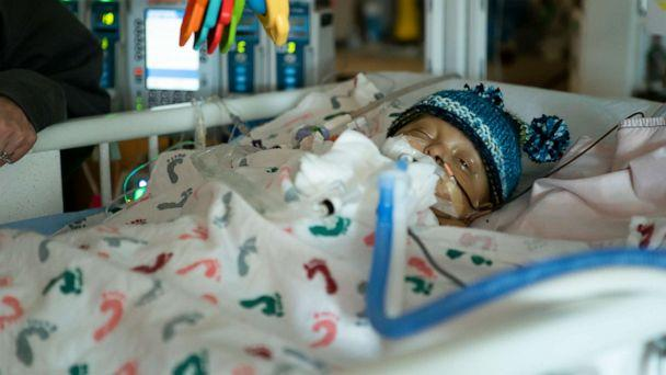 PHOTO: Sean Kelley says Sawyer has a smile that will melt your heart. (Courtesy UPMC)