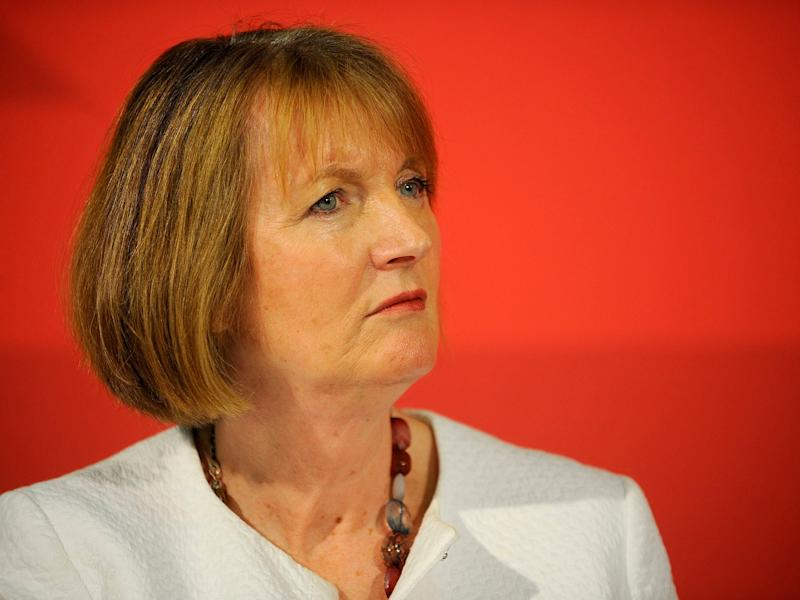 Harriet Harman chairs the parliamentary committee behind a new report (PA)