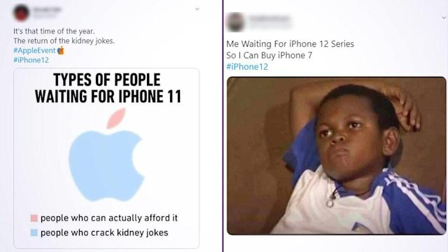 Apple Event For Launch Of Iphone 12 Has People Excited To Sell Kidneys Check Funniest Memes And Jokes Ahead Of The Event Tonight