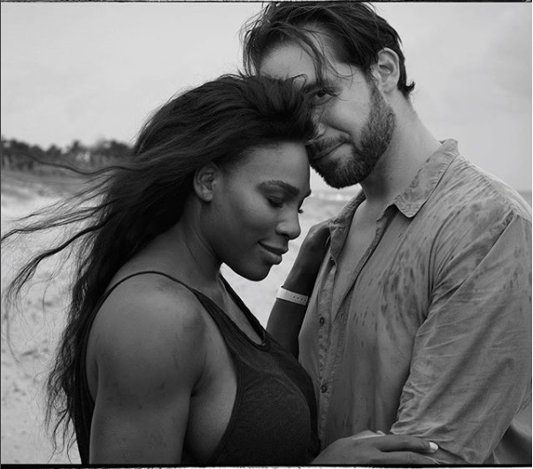 Serena Williams' new baby daughter might be one of the few girls with this distinction in her name