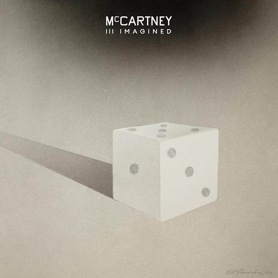 McCartney III Imagined (Capitol Records/PA)
