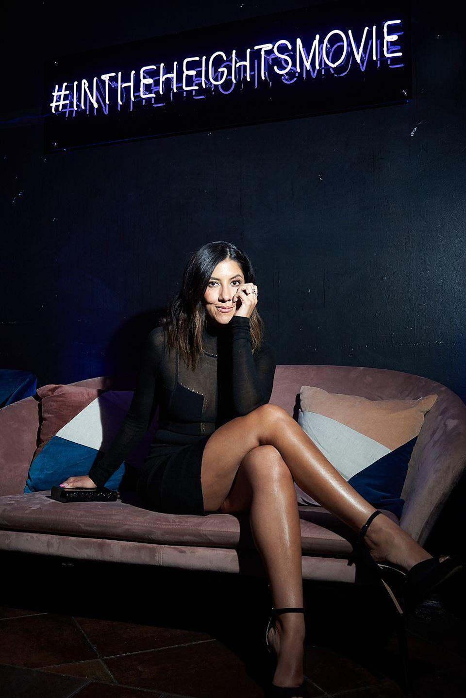 <p>Stephanie Beatriz plays Detective Rosa Diaz in the sitcom <em>Brooklyn Nine-Nine</em>. She also had a role in <em>Modern Family</em>. And for the <em>Heights</em>, she plays Carla, who is joined at the hip to her castmates Dascha Polanco and Daphne Rubin-Vega. </p><p><strong>Follow her on Instagram</strong>: @stephaniebeatriz</p>