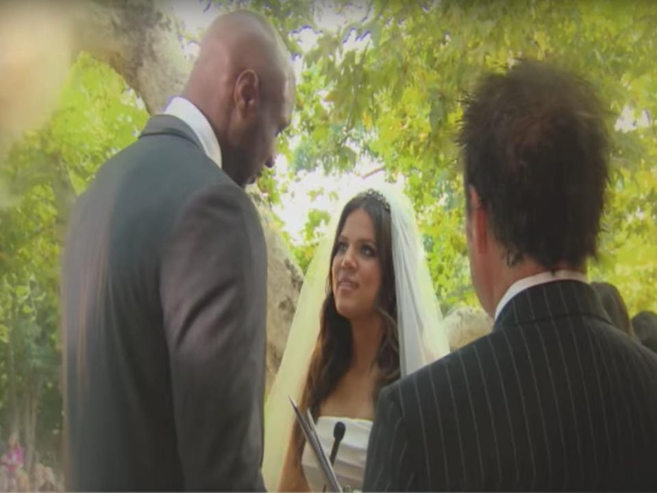 khloe lamar wedding