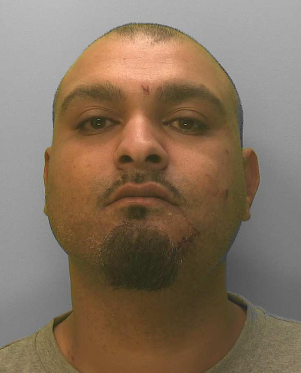 Irfan Khondaker was found guilty of murder. (PA/Sussex Police)
