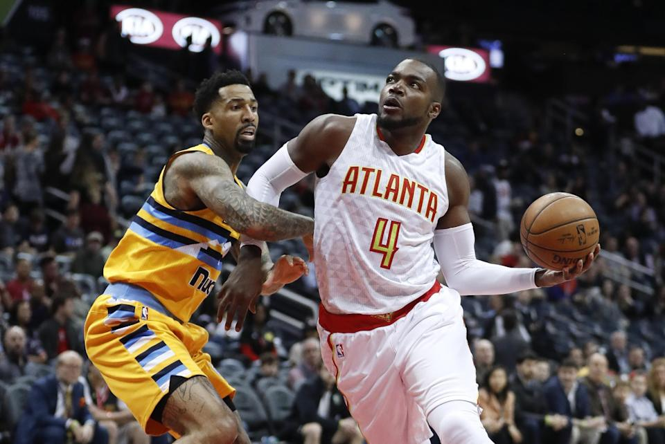 A former second-round pick out of Louisiana Tech, Paul Millsap has become one of the NBA's best two-way forwards. (AP)