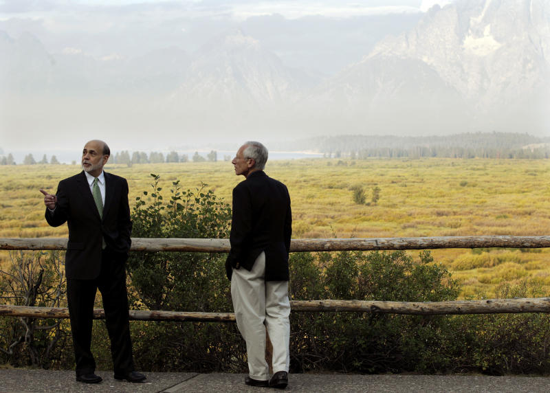 Even without Bernanke, Jackson Hole's a hot ticket