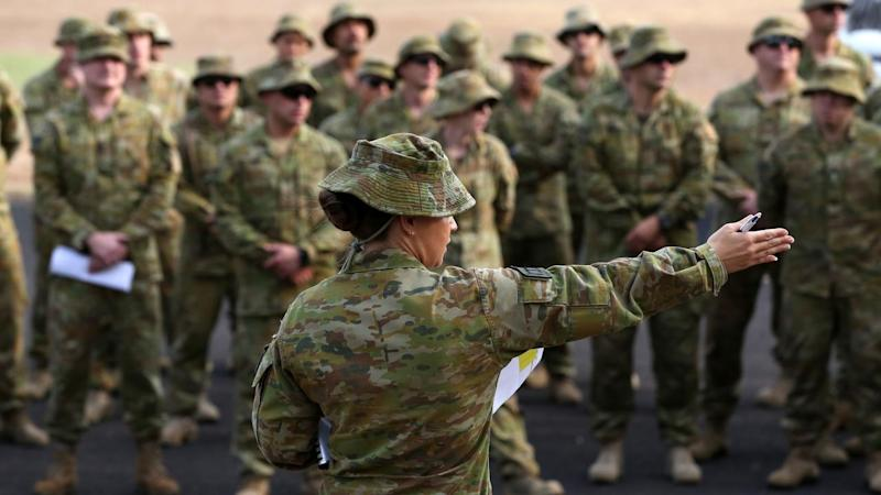 Up to 3000 Australian Defence Force reservists are being rolled out to help handle the fire fallout