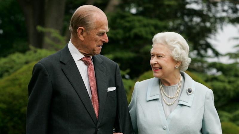 The Queen and Prince Philip celebrated their 72nd wedding anniversary on Wednesday, pictured in 2007.