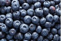 "<p>Since they're loaded with polyphenolic compounds, eating more <a href=""https://www.goodhousekeeping.com/health/diet-nutrition/a20916472/blueberries-nutrition/"" rel=""nofollow noopener"" target=""_blank"" data-ylk=""slk:blueberries"" class=""link rapid-noclick-resp"">blueberries</a> can protect your <a href=""https://www.goodhousekeeping.com/health/a26090748/heart-disease-signs-symptoms/"" rel=""nofollow noopener"" target=""_blank"" data-ylk=""slk:heart"" class=""link rapid-noclick-resp"">heart</a> by benefiting blood vessels and deterring harmful plaque or damage. The fiber in berries also slows down the rate of digestion in your GI tract, steadying the release of sugar into your bloodstream and offering a longer-lasting energy boost. Besides adding them to anything from oatmeal and yogurt to salads and grain dishes, consider the most obvious and delicious option: <a href=""https://www.goodhousekeeping.com/food-recipes/a35695996/best-blueberry-muffin-recipe/"" rel=""nofollow noopener"" target=""_blank"" data-ylk=""slk:blueberry muffins"" class=""link rapid-noclick-resp"">blueberry muffins</a>! Even simpler when you make them in a <a href=""https://www.amazon.com/Wilton-Recipe-Muffin-12-Cup-Non-Stick/dp/B003W0UMPI/ref=sxin_10?tag=syn-yahoo-20&ascsubtag=%5Bartid%7C10055.g.28511617%5Bsrc%7Cyahoo-us"" rel=""nofollow noopener"" target=""_blank"" data-ylk=""slk:non-stick muffin pan"" class=""link rapid-noclick-resp"">non-stick muffin pan</a>.<br></p>"
