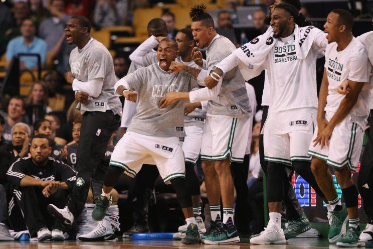 The Celtics have a deep team and plenty of assets and flexibility. (Getty Images)
