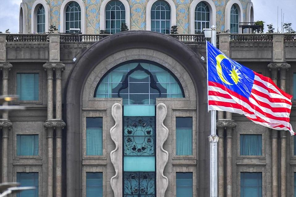 Suhakam pointed out that proclamation of Emergency until August, which was issued to contain Covid-19 is unjustifiable. — Bernama pic