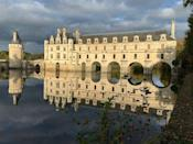 """<p>For Chanel's final show of 2020 the fashion house took the world to France, Château de Chenonceau in the Loire valley to be precise, for the 2020/21 <a href=""""https://www.elle.com/uk/fashion/a32798934/chanel-metiers-dart-review/"""" rel=""""nofollow noopener"""" target=""""_blank"""" data-ylk=""""slk:Métiers d'art"""" class=""""link rapid-noclick-resp"""">Métiers d'art </a>show. Seen only by Kristen Stewart, the models walked the empty rooms in a show titled, 'Le Château des Dames'.</p><p>Watch the full show <a href=""""https://www.instagram.com/p/CIWDEU_q4XJ/"""" rel=""""nofollow noopener"""" target=""""_blank"""" data-ylk=""""slk:here"""" class=""""link rapid-noclick-resp"""">here</a>.</p><p><a href=""""https://www.instagram.com/p/CITY8q_on0O/"""" rel=""""nofollow noopener"""" target=""""_blank"""" data-ylk=""""slk:See the original post on Instagram"""" class=""""link rapid-noclick-resp"""">See the original post on Instagram</a></p>"""