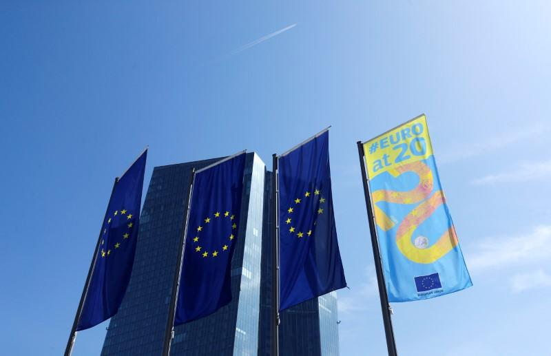 ECB launches review, keeps policy on hold