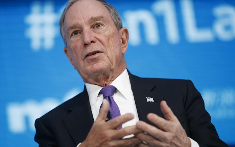 Mike Bloomberg warns that Labour's crushing defeat is 'canary in the coal mine' for Democrats - REX
