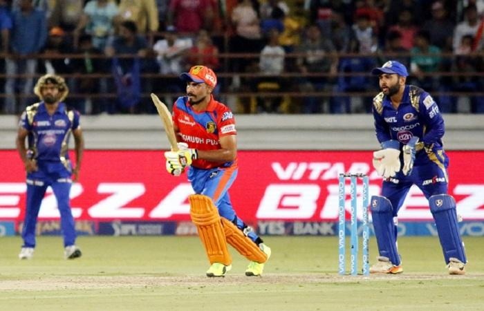 IPL 2017: Gujarat register 153/9 against Mumbai