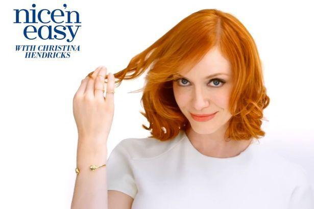 """<p>Christina Hendricks appears in a commercial for Clairol's Nice N' Easy hair dye and magically, without the help of a professional hairstylist, goes from her signature red to blonde in a matter of seconds. """"I've been the same shade of red for many years. I think it's time to change it up. Goodbye red, hello golden blonde,"""" she says in the spot. Two women in the UK complained to the Advertising Standards Authority saying the results could not be achieved by just using the product. Procter & Gamble, Clairol's parent company, admitted that her hair had been dyed blonde after it had not been colored for about eight weeks and then it was colored the vibrant red. The timing of the footage was rearranged in post-production and done so for hair health reasons. But even though Nice 'N Easy colorists claim only the product was used, the ASA still took issue with it. """"Because the visual claim had not been substantiated, and given that the sequence in which the model's hair was colored leading up to the TV shoots did not match the depiction in the ad, we concluded that it misleadingly exaggerated the capability of the product."""" This conclusion led the watchdog to ban the commercial from being broadcast. </p>"""