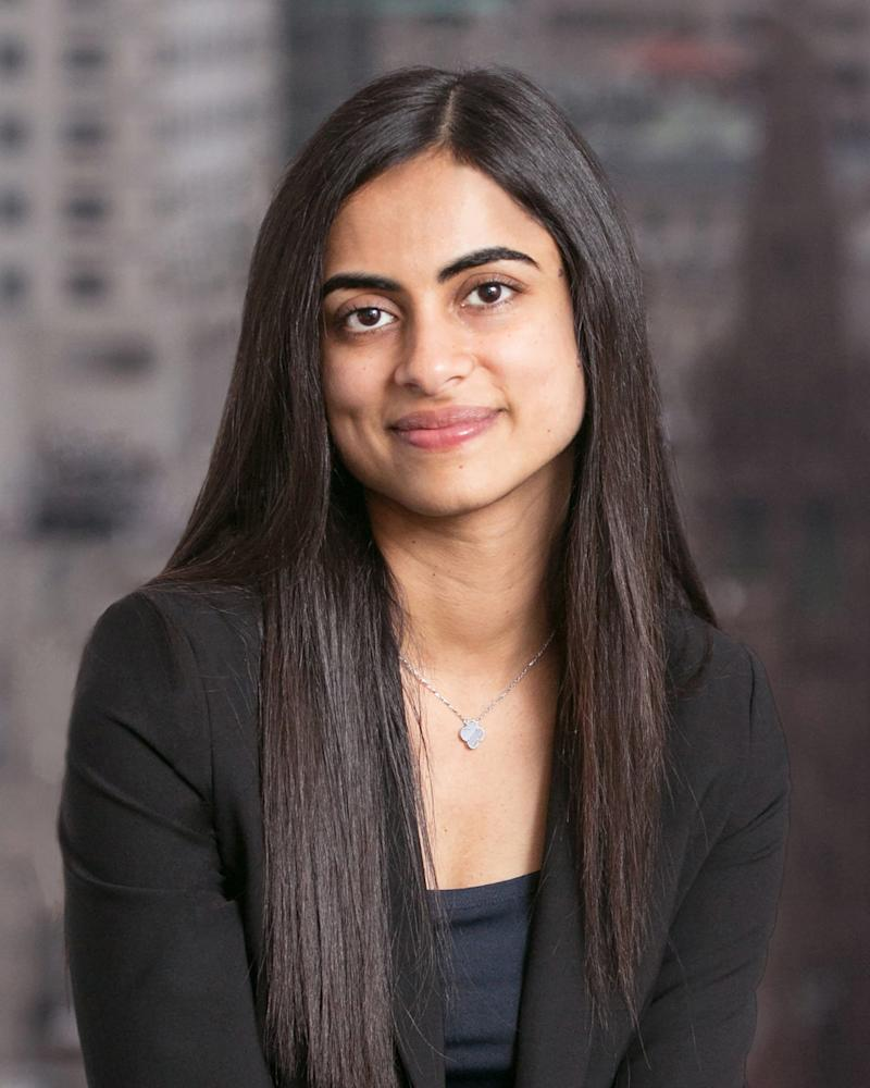 Dhivya Suryadevara, GM vice president, Finance and Treasurer, effective July 1, 2015. (Photo taken Thursday, December 5, 2013 in New York, New York.