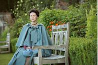 """<p>In particular, she argued with directors that Claire and Father Anselm's season 1 chapel scene was pivotal—which, <a href=""""http://www.vulture.com/2015/06/outlander-author-diana-gabaldon-on-book-changes.html"""" rel=""""nofollow noopener"""" target=""""_blank"""" data-ylk=""""slk:after much debate"""" class=""""link rapid-noclick-resp"""">after much debate</a>, ended up making the cut.</p>"""