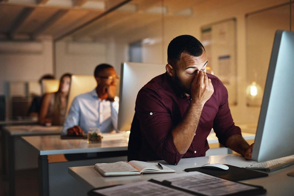 Two out of three employees experience burnout. Photo: PeopleImages/Getty