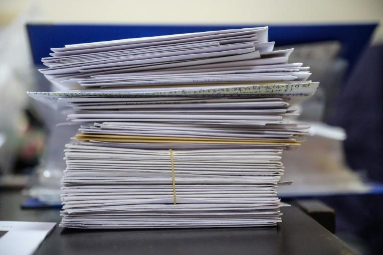 Since January, more than 5,000 letters from the public have been sent to people jailed for their part in pro-democracy protests last year