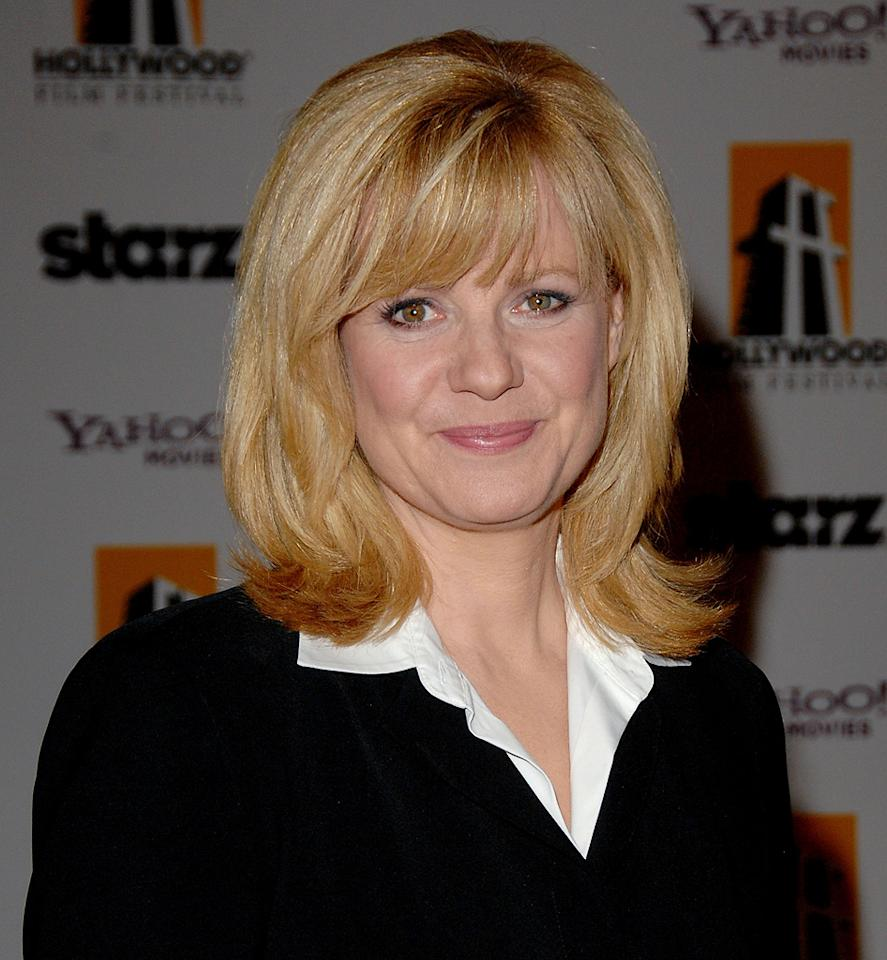 "<a href=""http://movies.yahoo.com/movie/contributor/1800022747"">Bonnie Hunt</a> at the 12th Annual Hollywood Film Festival Awards Gala in Beverly Hills - 10/27/2008"