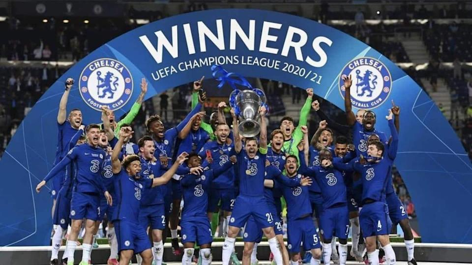 Champions League: Key stats which defined Chelsea