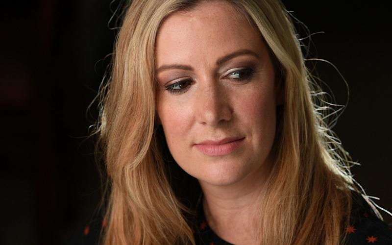 Rachael Bland (pictured), BBC presenter and cancer blogger, reveals she has just 'days left to live' - Matthew Pover