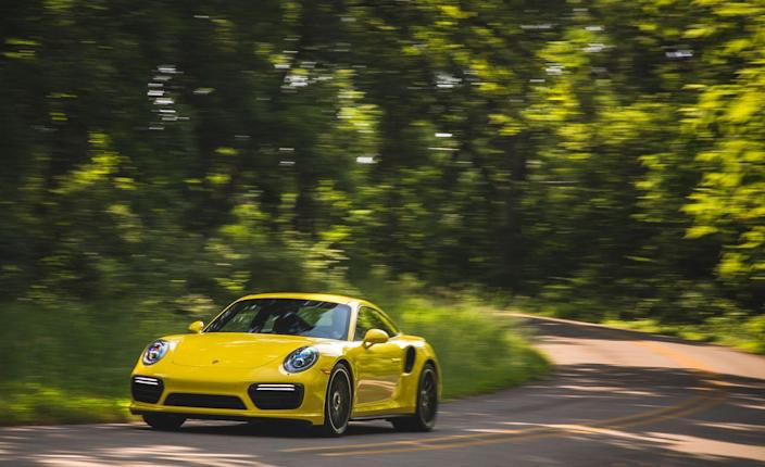 <p>Let us not underplay the Turbo S's blinding performance. And by blinding, we mean the first time you use launch control it takes a moment for your eyes and inner ear to reconcile the corporeal inputs. </p>