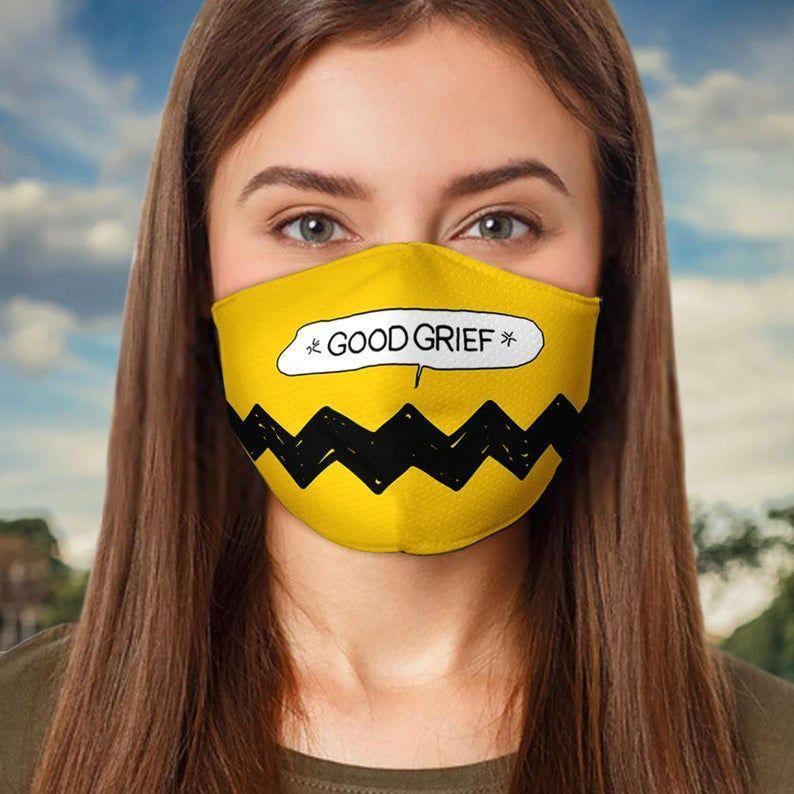"""<p><strong>ArtsyMaskDesigns</strong></p><p>etsy.com</p><p><strong>$21.49</strong></p><p><a href=""""https://go.redirectingat.com?id=74968X1596630&url=https%3A%2F%2Fwww.etsy.com%2Flisting%2F835974371%2Fpeanuts-charlie-brown-inspired-funny&sref=https%3A%2F%2Fwww.countryliving.com%2Fshopping%2Fg33561197%2Ffunny-face-masks%2F"""" rel=""""nofollow noopener"""" target=""""_blank"""" data-ylk=""""slk:Shop Now"""" class=""""link rapid-noclick-resp"""">Shop Now</a></p><p>Charlie Brown's famous expression seems extra fitting right now. </p>"""