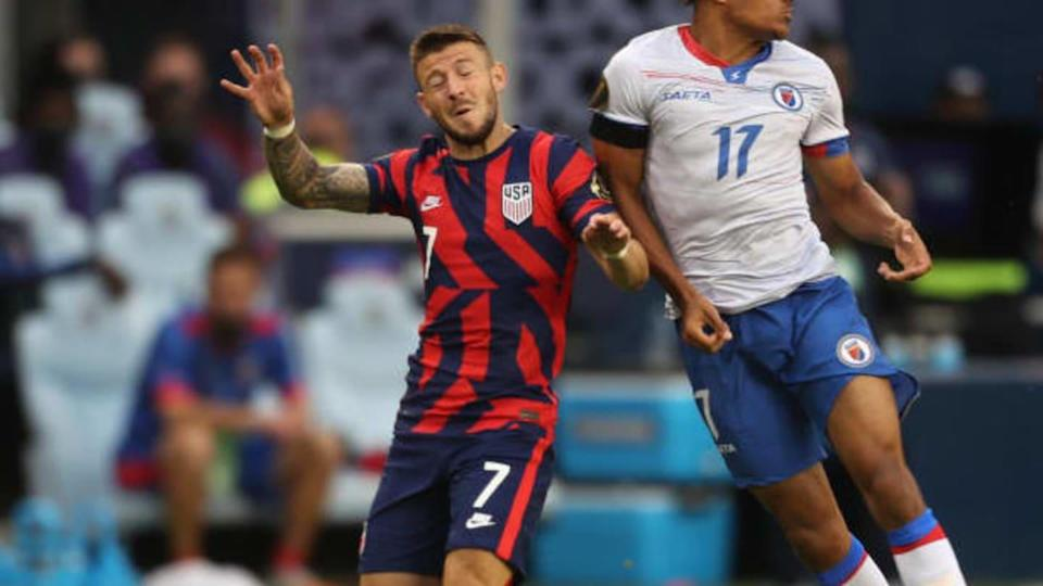 United States v Haiti: Group B - 2021 CONCACAF Gold Cup | Omar Vega/Getty Images