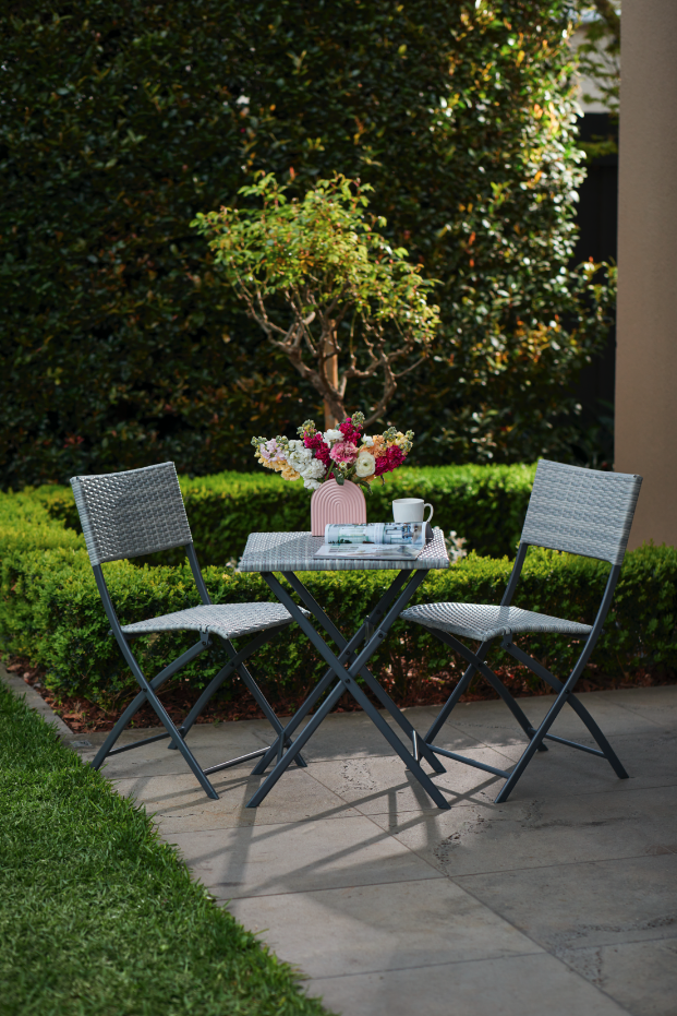 Kmart outdoor dining set