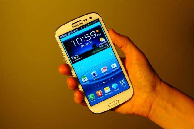 Jelly Bean Is Coming to Verizon's Galaxy S III