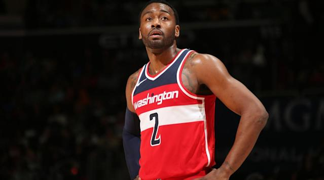 "<p>Wizards guard John Wall plans to return to the University of Kentucky this summer to continue pursuing his bachelor's degree, <a href=""https://www.washingtonpost.com/news/wizards-insider/wp/2018/02/19/john-wall-plans-to-return-to-college-this-summer-because-he-promised-his-dad-hed-get-degree/?utm_term=.51ae51695d9e"" rel=""nofollow noopener"" target=""_blank"" data-ylk=""slk:according to Candace Buckner of The Washington Post"" class=""link rapid-noclick-resp"">according to Candace Buckner of <i>The Washington Post</i></a>. </p><p>Wall, 27, said he intends to fulfill a promise he made to his father, who died when Wall was eight, to obtain his degree.</p><p>""I'm going back to school this summer to get my business degree,"" Wall told <em>The Post</em>. ""That's what I'm focusing on. I promised my dad that.""</p><p>In January, Wall wrote a poignant open letter to his father on The Undefeated, reflecting on their relationship and revealing he wanted to finish his degree. </p><p>""I know you're proud of the man I've become,"" Wall wrote. ""I'm the first in our family to attend college, and although I have not yet completed my degree, it is a goal that I hope to accomplish.""</p><p>Wall added that his sister ended up becoming the first in their family to graduate from college. </p><p>Wall attended Kentucky during the 2009-10 academic year, starring for the Wildcats before leaving school early for the NBA. The Wizards selected Wall first in the 2010 NBA draft. </p><p>""When our career is over, when we retire and the basketball stops bouncing, we still have to find something else to do,"" Wall told <em>The Post</em>. ""Whether you want to be a general manager, a doctor, a businessman, whatever, you have to believe on everything you stand on.""</p>"
