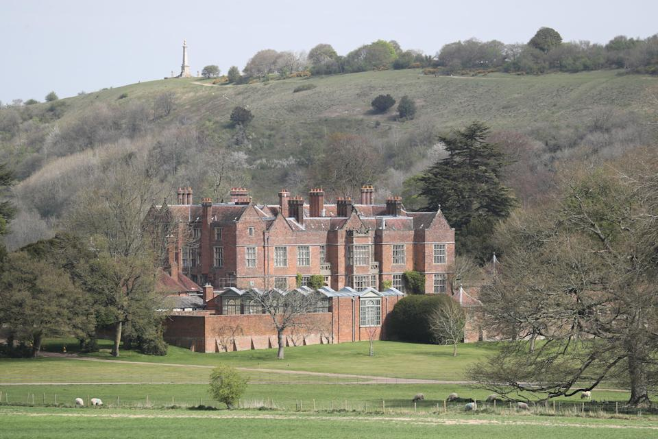 Chequers, in Buckinghamshire, the official country residence of the Prime Minister (Steve Parsons/PA) (PA Wire)