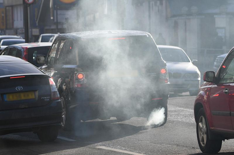 Pollution problems: the mayor accused the Government of 'ignoring' toxic air: Jeremy Selwyn