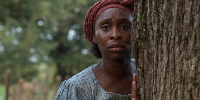 Eviro as Harriet Tubman (Credit: Focus Features)