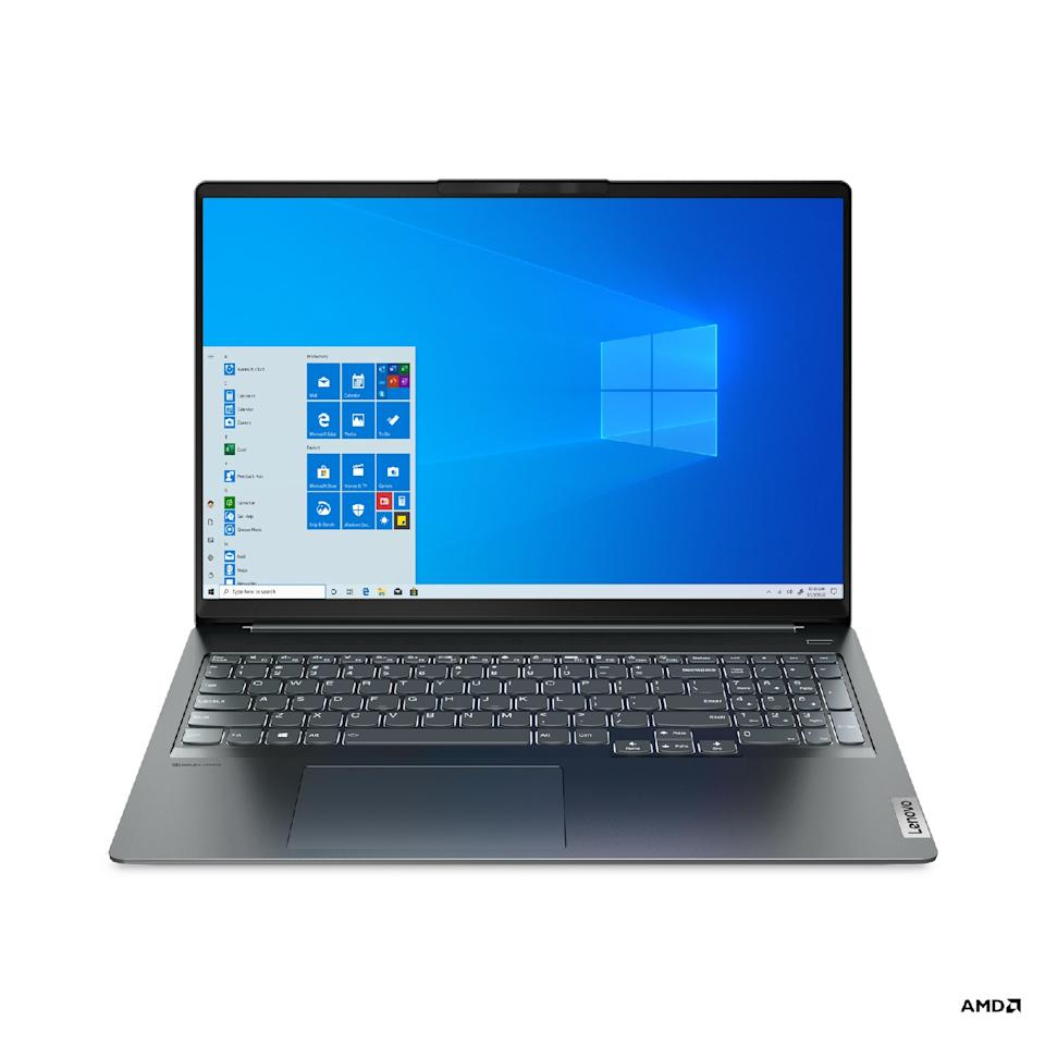 Lenovo IdeaPad 5 Pro 14 and 16 AMD and Intel at CES 2021