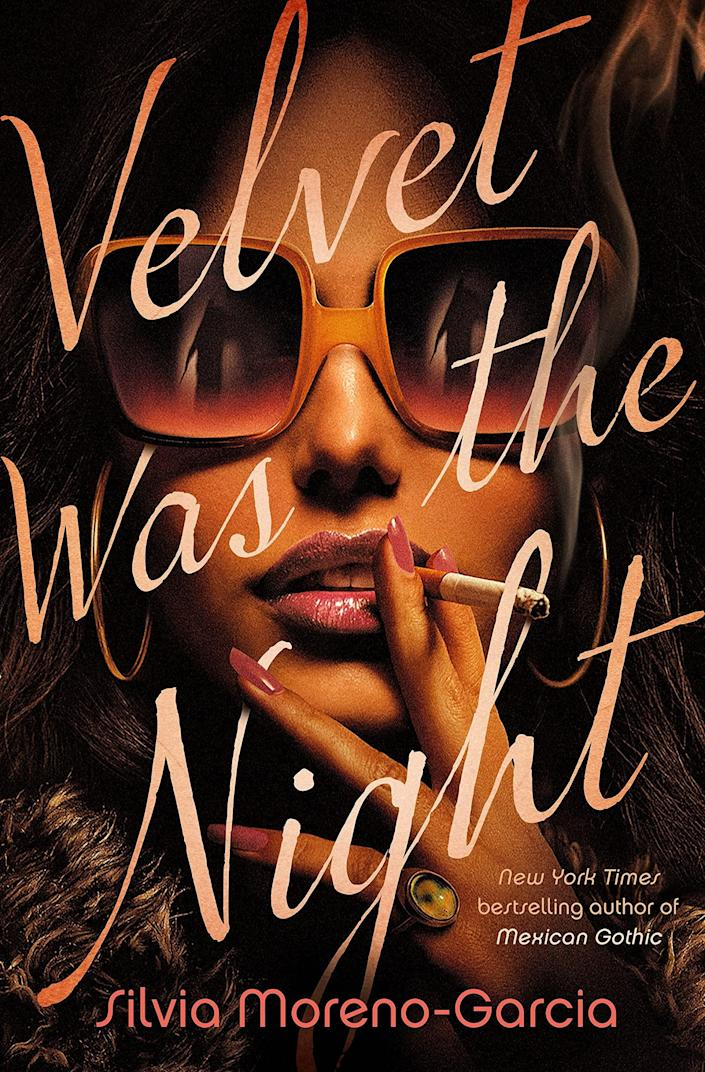 <p><strong>Mexican Gothic</strong> author Silvia Moreno-Garcia proves she's just as adept at writing thrilling noir novels as she is gothic horrors in <span><strong>Velvet Was the Night</strong></span>. When her neighbor disappears, romance-obsessed Maite launches her own investigation, completely unaware that her neighbor has some very dangerous people looking for her as well. </p> <p><em>Out Aug. 17</em></p>