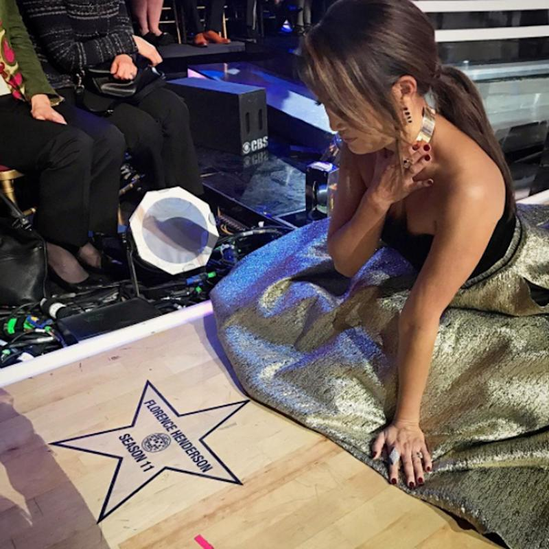 Carrie Ann Inaba's DWTS Tribute to Florence Henderson Will Break Your Heart
