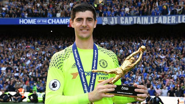 <p>The winner of the Golden Glove award last season, Courtois kept 16 clean sheets and was part of a Chelsea team that dominated the Premier League for most of the season. However, despite a very impressive season, his rating will remain at 89 as EA sports do not increase players ratings into the 90s too often. </p> <br><p>He will still be one of the best Goalkeepers in the League and will be very usable due to his height allowing him to command his box with ease.</p>