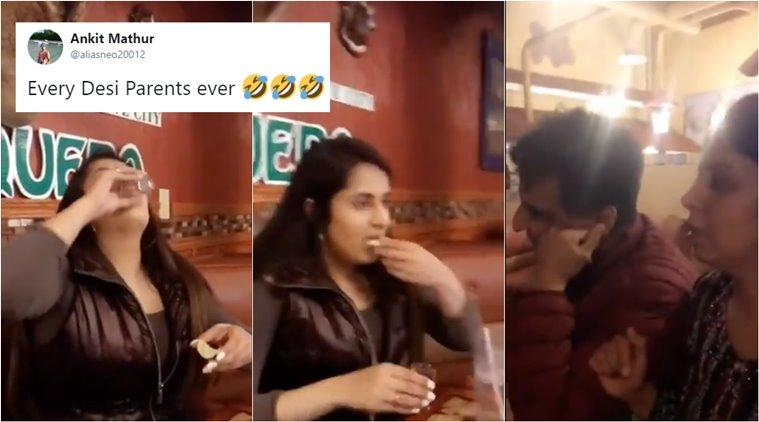 desi parents, indian parents, funny indian parents things, drinking with parents, funny news, viral news, odd news, indian express