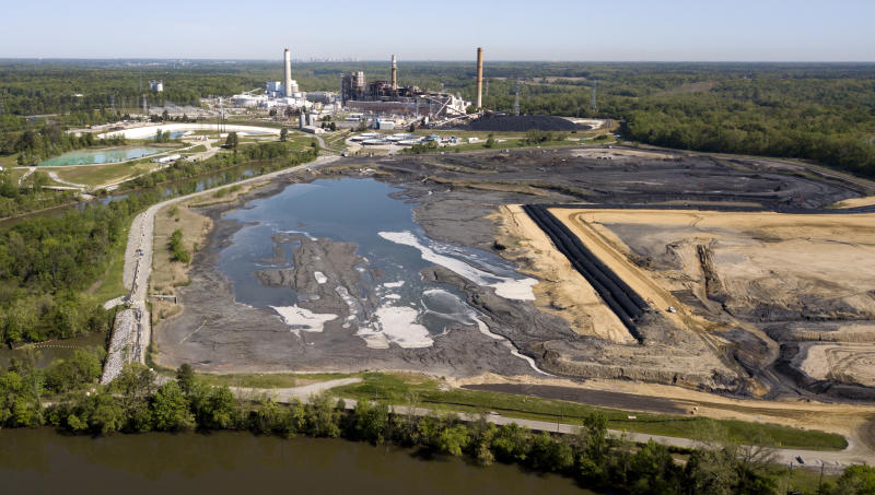 US eases Obama-era coal ash pollution rules for utilities